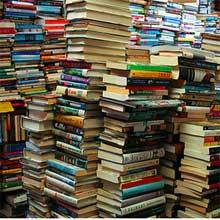 pile-books